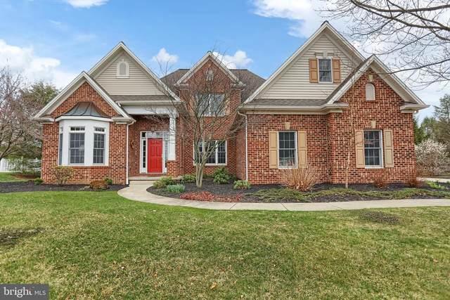 321 Candlelight Drive, MECHANICSBURG, PA 17055 (#PACB122572) :: The Joy Daniels Real Estate Group