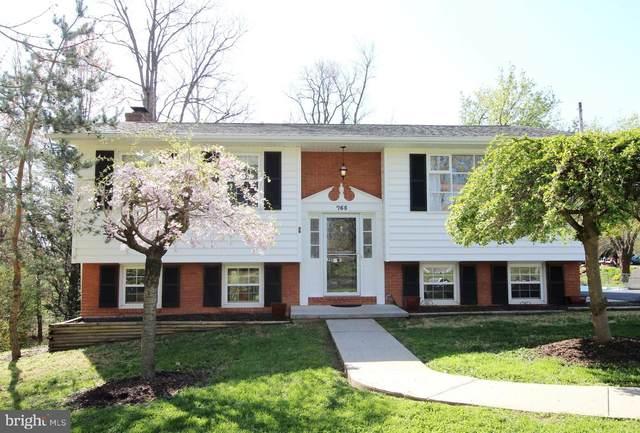 765 Tuscawilla Drive, CHARLES TOWN, WV 25414 (#WVJF138238) :: Coleman & Associates