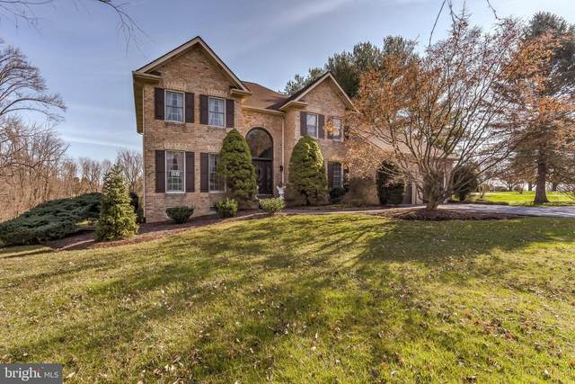 4989 Woodhirst Drive, FREDERICK, MD 21703 (#MDFR261580) :: AJ Team Realty