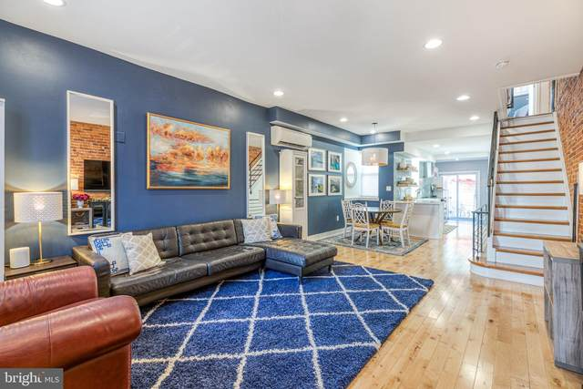 869 N 30TH Street, PHILADELPHIA, PA 19130 (#PAPH884394) :: John Smith Real Estate Group