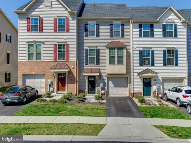 5812 Rochefort Street, IJAMSVILLE, MD 21754 (#MDFR261588) :: Jim Bass Group of Real Estate Teams, LLC