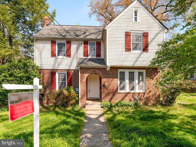 4207 Stanford Street, CHEVY CHASE, MD 20815 (#MDMC700810) :: The Gold Standard Group