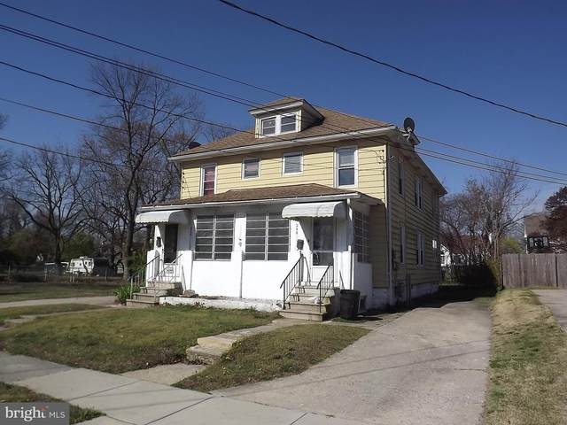 246-48 Billings Avenue, PAULSBORO, NJ 08066 (#NJGL256572) :: Ramus Realty Group