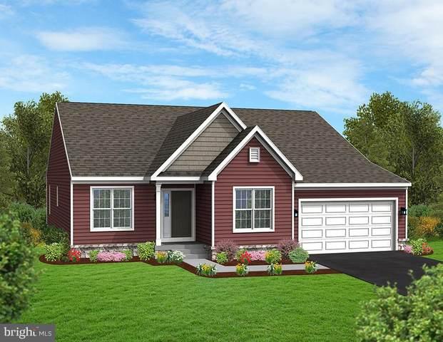Lot 58 - 2309 Palomino Road, DOVER, PA 17315 (#PAYK135586) :: Flinchbaugh & Associates
