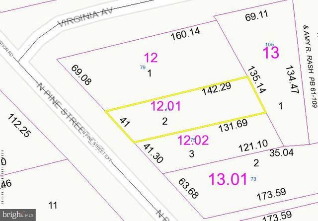 0 S Virginia Avenue, SEAFORD, DE 19973 (#DESU158352) :: RE/MAX Main Line