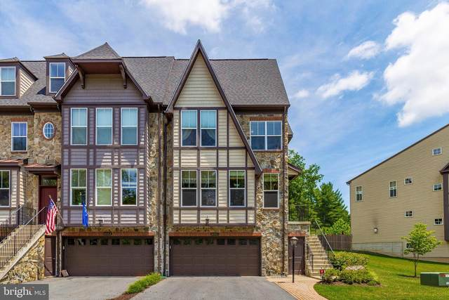 6961 Country Club Terrace, NEW MARKET, MD 21774 (#MDFR261608) :: Network Realty Group