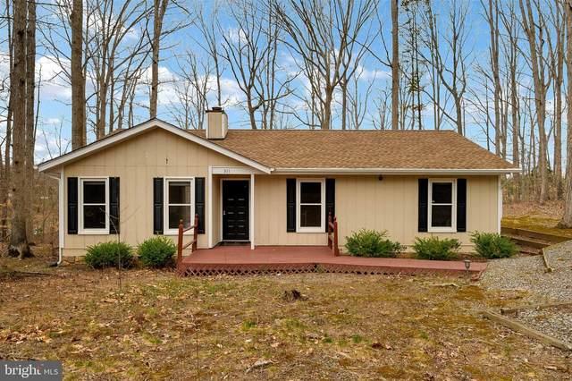 311 Land Or Drive, RUTHER GLEN, VA 22546 (#VACV121834) :: Pearson Smith Realty