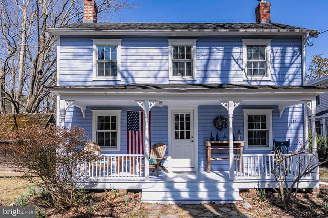 115 Mountain Avenue, PRINCETON, NJ 08540 (#NJME293604) :: Bob Lucido Team of Keller Williams Integrity