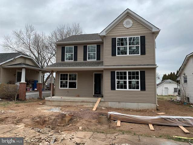 LOT 1 Griffen Street, PHOENIXVILLE, PA 19460 (#PACT503454) :: Shamrock Realty Group, Inc