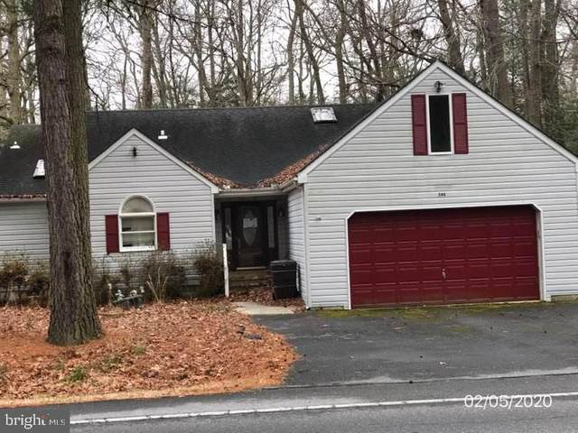 546 Ocean Parkway, BERLIN, MD 21811 (#MDWO113000) :: RE/MAX Coast and Country
