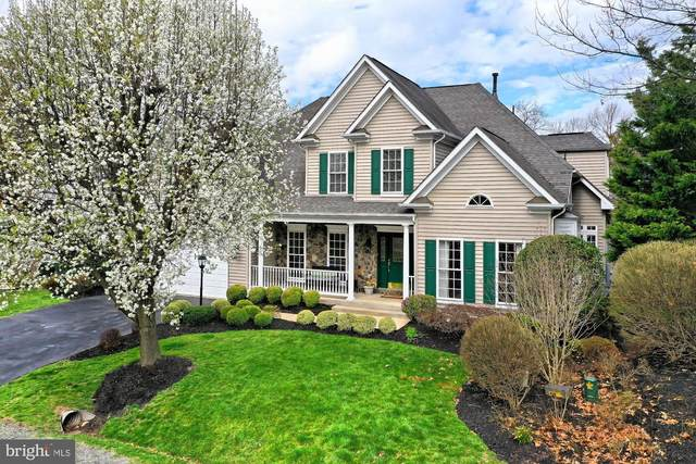 21027 Forest Highlands Court, ASHBURN, VA 20147 (#VALO406552) :: Bic DeCaro & Associates