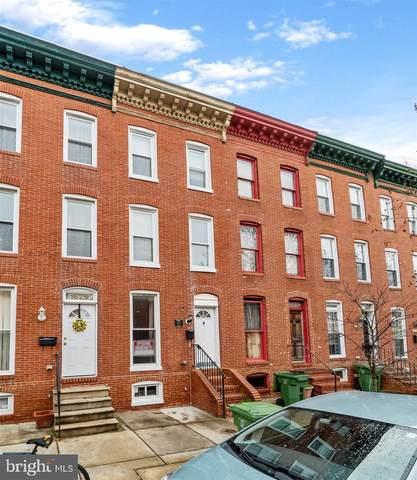 1631 S Hanover Street, BALTIMORE, MD 21230 (#MDBA504762) :: Bruce & Tanya and Associates