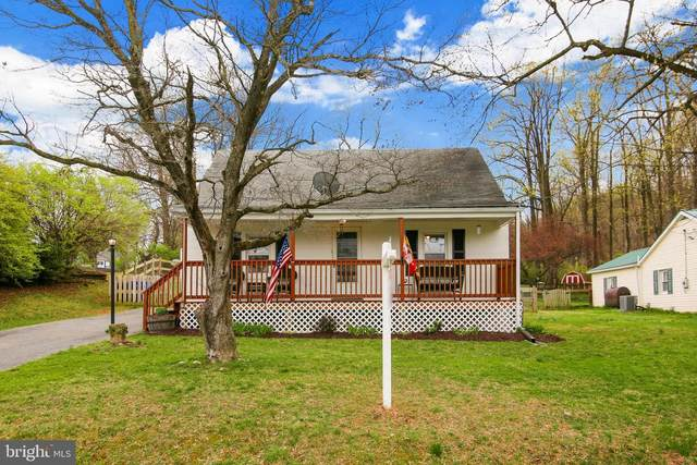 7734 Edgewood Church Road, FREDERICK, MD 21702 (#MDFR261638) :: Network Realty Group