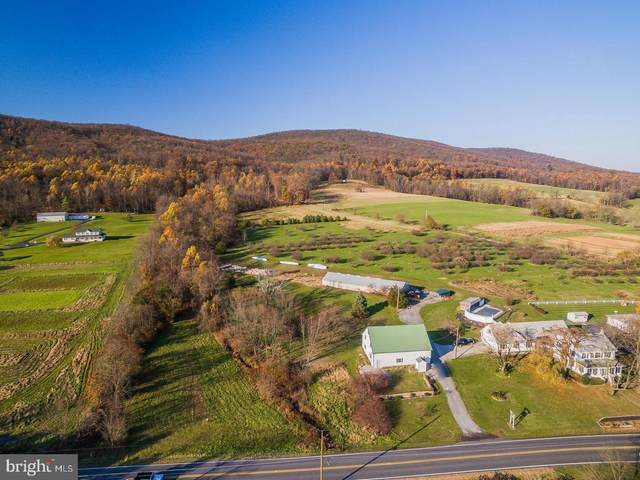 1150 S Mountain Road Lot 2, DILLSBURG, PA 17019 (#PAYK135636) :: The Heather Neidlinger Team With Berkshire Hathaway HomeServices Homesale Realty