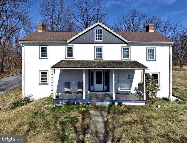 2245 Miller Road, CHESTER SPRINGS, PA 19425 (#PACT503484) :: Jason Freeby Group at Keller Williams Real Estate