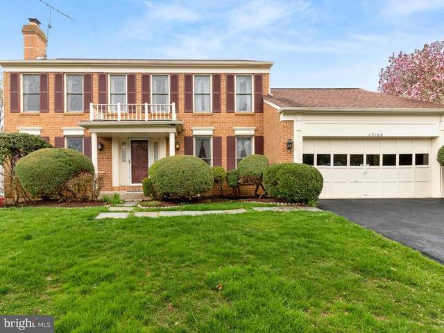 17109 Founders Mill Drive, ROCKVILLE, MD 20855 (#MDMC700924) :: Bruce & Tanya and Associates
