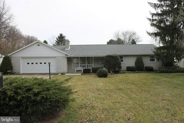 334 Yeagley Road, MYERSTOWN, PA 17067 (#PALN113322) :: Iron Valley Real Estate