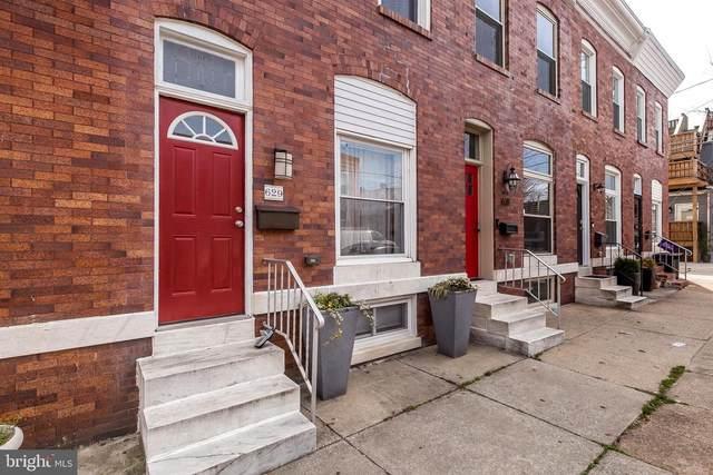 629 S Eaton Street, BALTIMORE, MD 21224 (#MDBA504802) :: SURE Sales Group