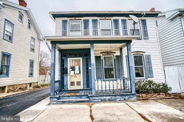 134 N 2ND Street, NEWPORT, PA 17074 (#PAPY101986) :: The Joy Daniels Real Estate Group
