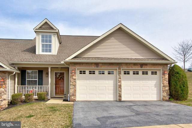 110 Palomino Way, RED LION, PA 17356 (#PAYK135654) :: The Joy Daniels Real Estate Group