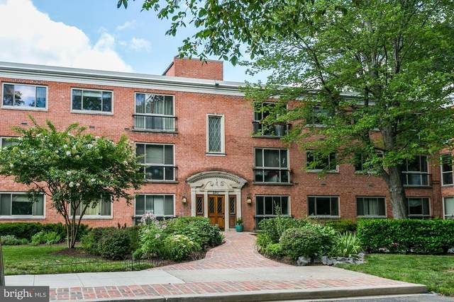 2711 Ordway Street NW #14, WASHINGTON, DC 20008 (#DCDC462792) :: The Licata Group/Keller Williams Realty