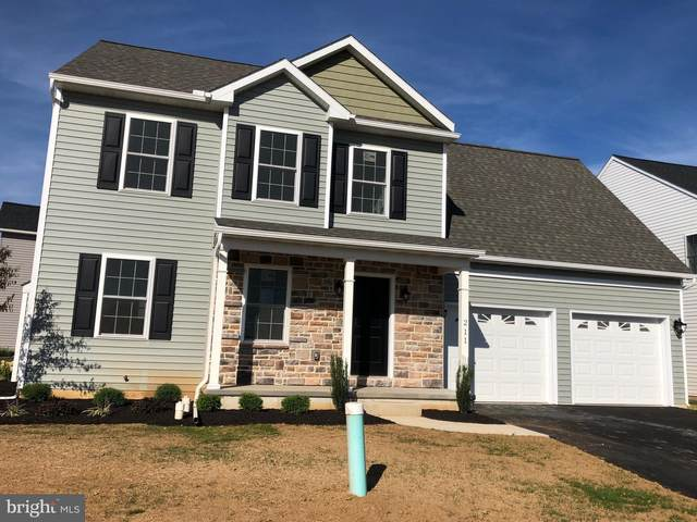 211 Jared Way Lot 54, NEW HOLLAND, PA 17557 (#PALA161336) :: The Joy Daniels Real Estate Group