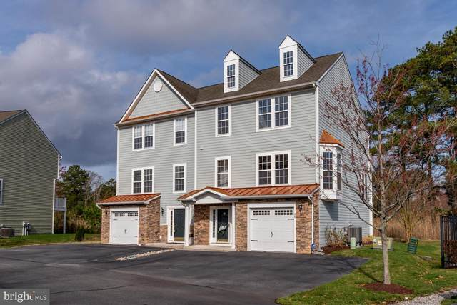 35 Pier Point Drive #42, MILLVILLE, DE 19967 (#DESU158404) :: Barrows and Associates