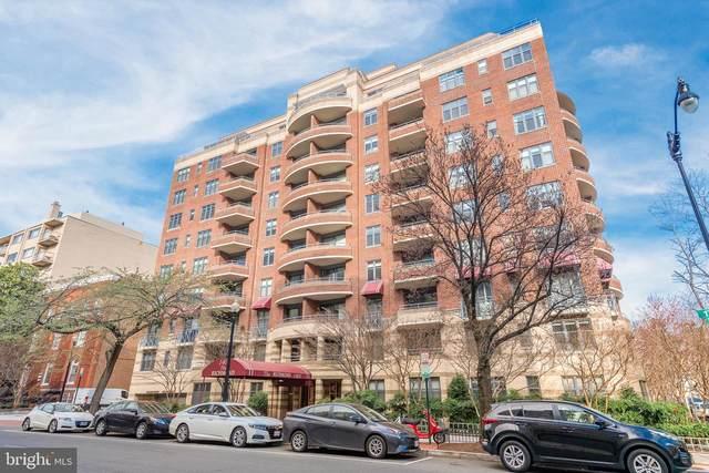 1401 17TH Street NW #604, WASHINGTON, DC 20036 (#DCDC462802) :: The Miller Team