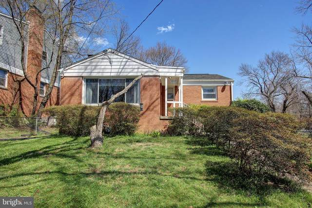 11007 Madison Street, KENSINGTON, MD 20895 (#MDMC700954) :: Mortensen Team