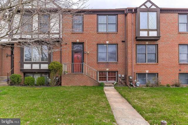 14 Faraday Drive, LUTHERVILLE TIMONIUM, MD 21093 (#MDBC489336) :: SURE Sales Group