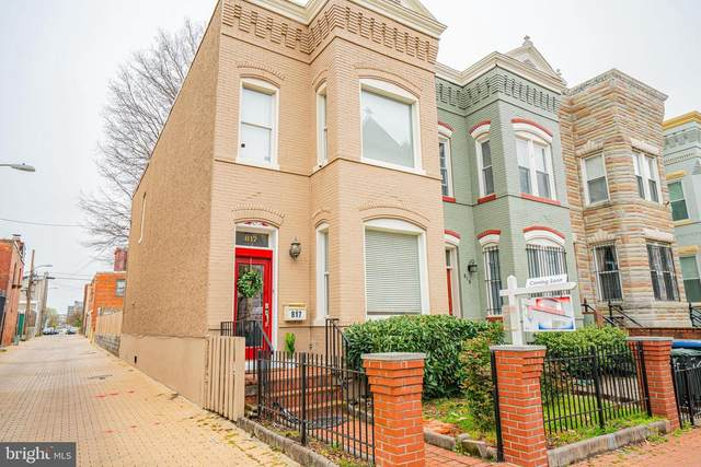 817 11TH Street NE, WASHINGTON, DC 20002 (#DCDC462806) :: The Miller Team