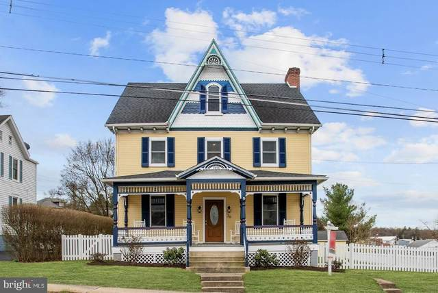 36 E Main Street, NEW FREEDOM, PA 17349 (#PAYK135662) :: ExecuHome Realty