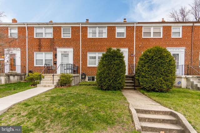 1507 Langford Road, BALTIMORE, MD 21207 (#MDBC489338) :: The Team Sordelet Realty Group