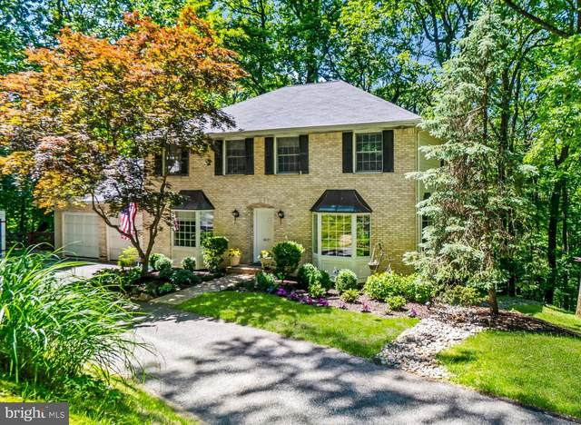 4027 Log Trail Way, REISTERSTOWN, MD 21136 (#MDBC489340) :: City Smart Living