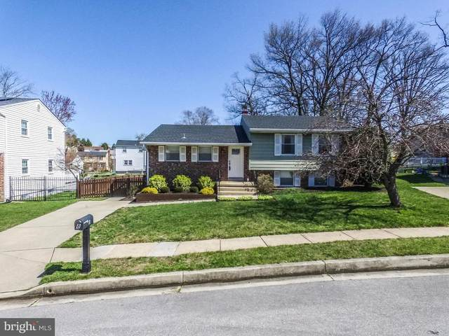 8 Eyre Court, BALTIMORE, MD 21236 (#MDBC489344) :: Advance Realty Bel Air, Inc