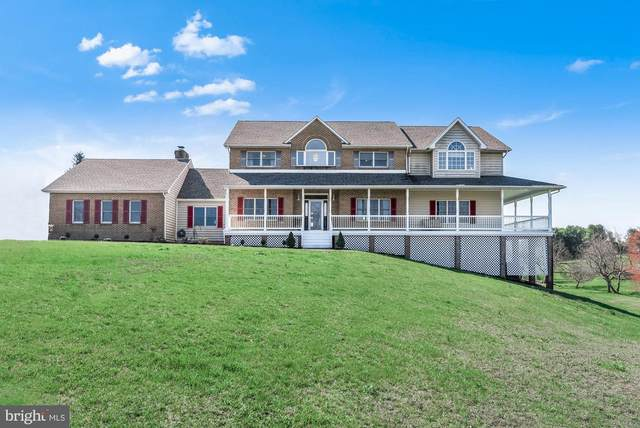 3785 Boteler Road, MOUNT AIRY, MD 21771 (#MDCR195488) :: The Bob & Ronna Group