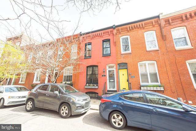 841 N Newkirk Street, PHILADELPHIA, PA 19130 (#PAPH884728) :: John Smith Real Estate Group