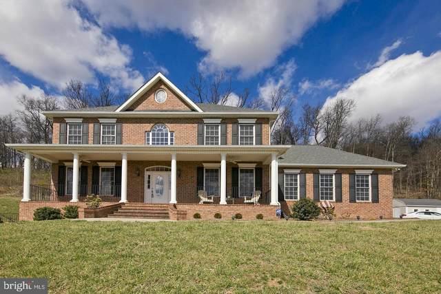 760 Old Baltimore Road, WINCHESTER, VA 22603 (#VAFV156454) :: AJ Team Realty