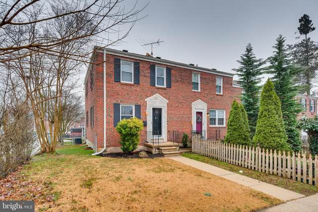 8551 Oak Road, PARKVILLE, MD 21234 (#MDBC489348) :: The MD Home Team