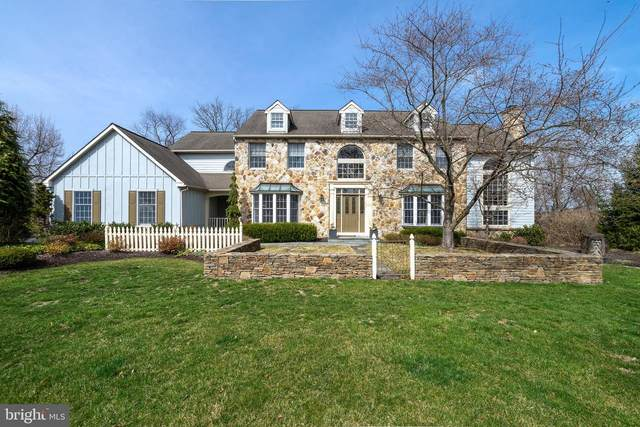 16 Riverstone Circle, NEW HOPE, PA 18938 (#PABU493764) :: RE/MAX Main Line
