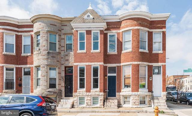154 N Lakewood Avenue, BALTIMORE, MD 21224 (#MDBA504862) :: The Maryland Group of Long & Foster Real Estate