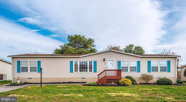 8 Coastal Drive, OCEAN CITY, MD 21842 (#MDWO113014) :: CoastLine Realty