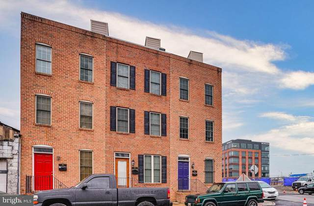 83 W West Street, BALTIMORE, MD 21230 (#MDBA504868) :: The Miller Team