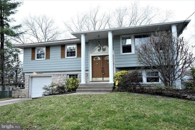 162 Central Court, WOODBURY HEIGHTS, NJ 08097 (#NJGL256636) :: Bob Lucido Team of Keller Williams Integrity
