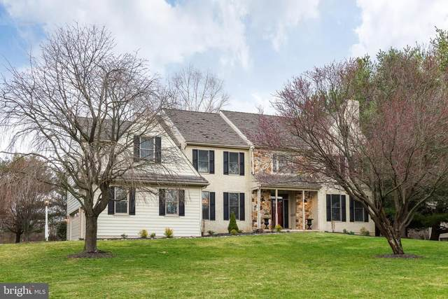 671 W Highpoint Drive, WEST CHESTER, PA 19382 (#PACT503534) :: The Dailey Group