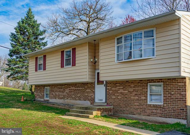 12909 Duckettown Road, LAUREL, MD 20708 (#MDPG563258) :: ExecuHome Realty