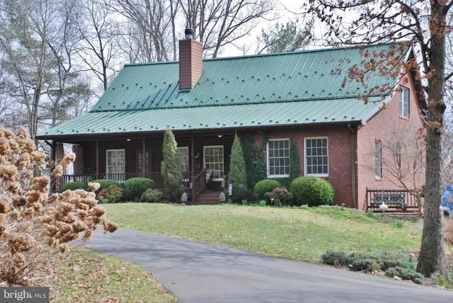 1318 Locust Grove Church Road, ORANGE, VA 22960 (#VAMA108244) :: The Putnam Group