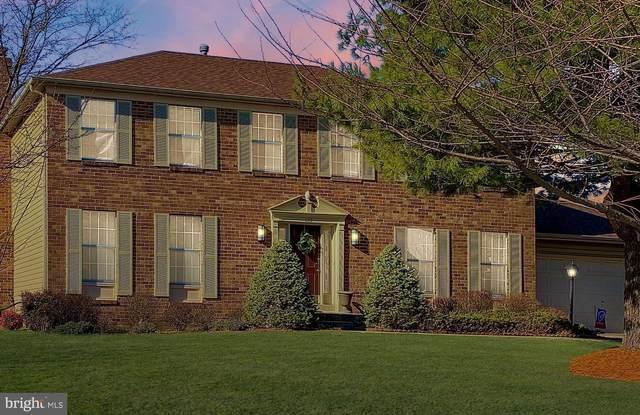2112 Waterleaf Way, BOWIE, MD 20721 (#MDPG563272) :: Revol Real Estate