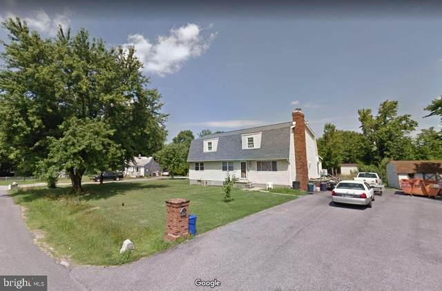 8110 Eleanor Terrace, BALTIMORE, MD 21222 (#MDBC489394) :: Pearson Smith Realty