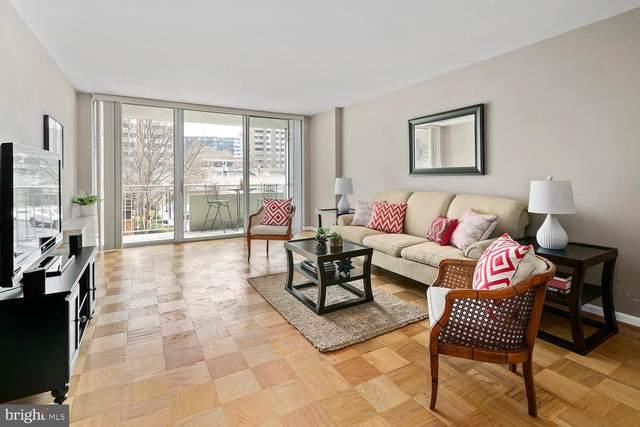 3001 Veazey Terrace NW #623, WASHINGTON, DC 20008 (#DCDC462910) :: Talbot Greenya Group
